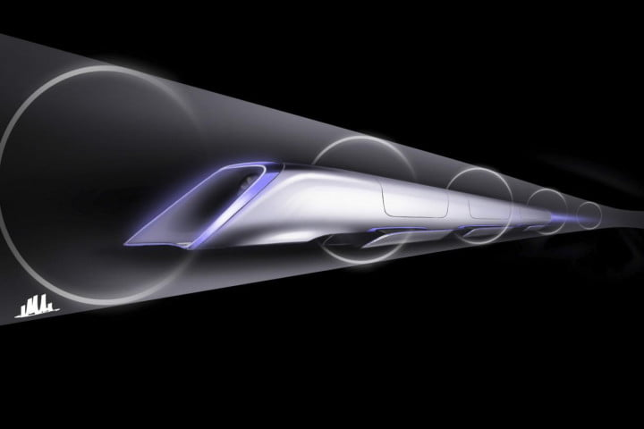 musk details hyperloop high speed transport plans says someone else should build it passenger capsule conceptual design rende