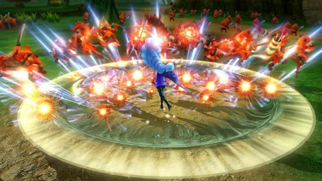 skyward swords fi shows moves hyrule warriors