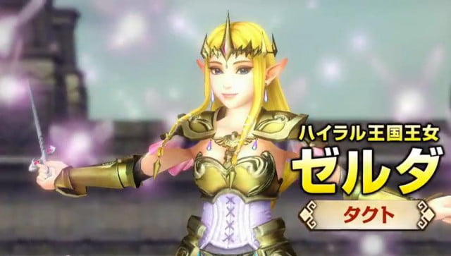zelda conducts madness latest hyrule warriors trailer wind waker