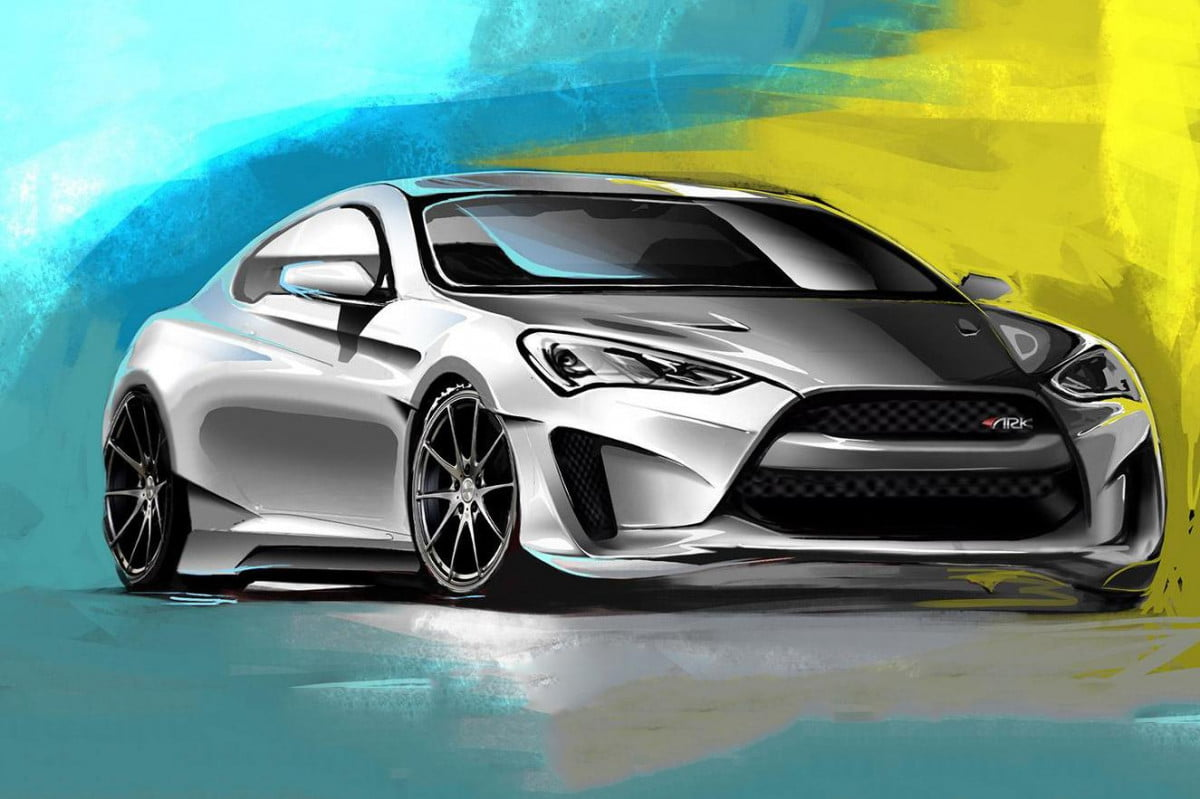 hyundai is taking sema by storm releases the legato concept