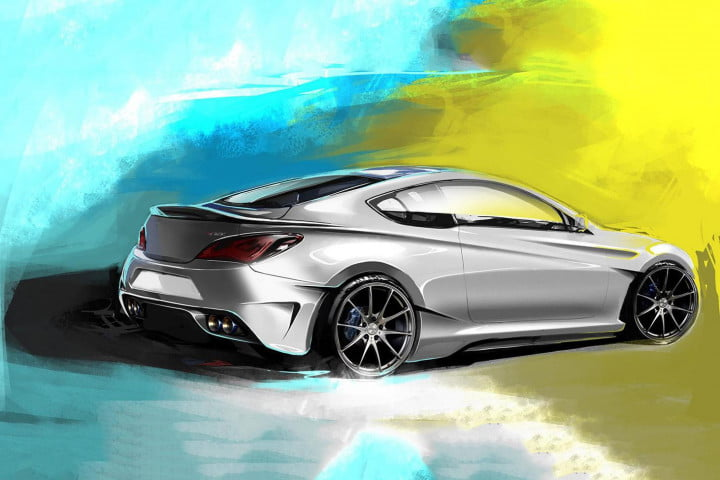 hyundai is taking sema by storm releases the legato concept reaer