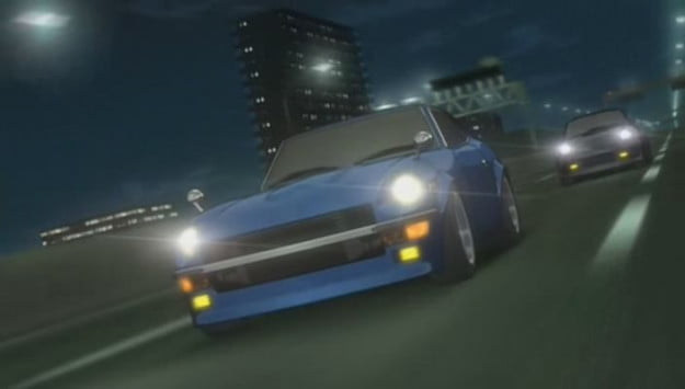 Wangan Midnight Datsun 240Z