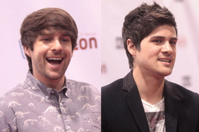 youtube millennials tv ian hecox  anthony padilla by gage skidmore