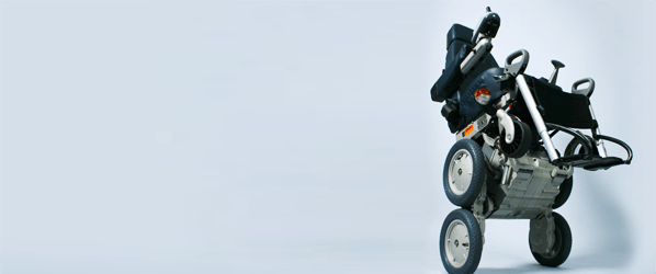 Remember the iBot?  The stair-climbing  wheelchair may  make a comeback