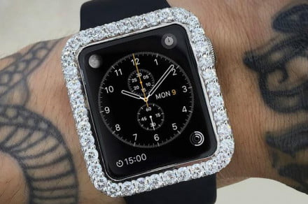 Icebox Jewelry Apple Watch