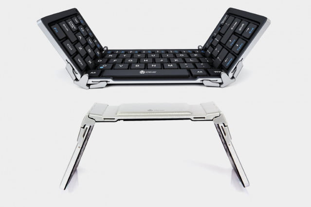 iClever Portable Foldable Bluetooth Keyboard