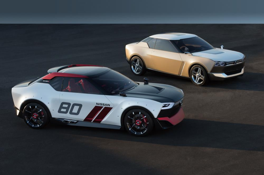 nissan idx concept being studied for production freeflow and nismo concepts (feature)