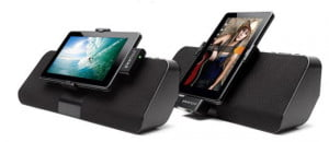 Ignite your Kindle Fire's true potential with Grace Digital's Matchstick speaker dock