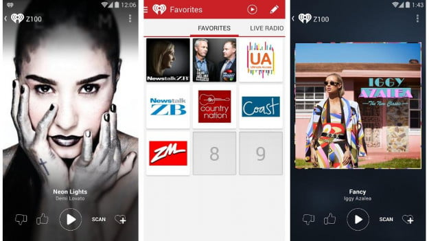 iHeartRadio_Android_apps_screenshot