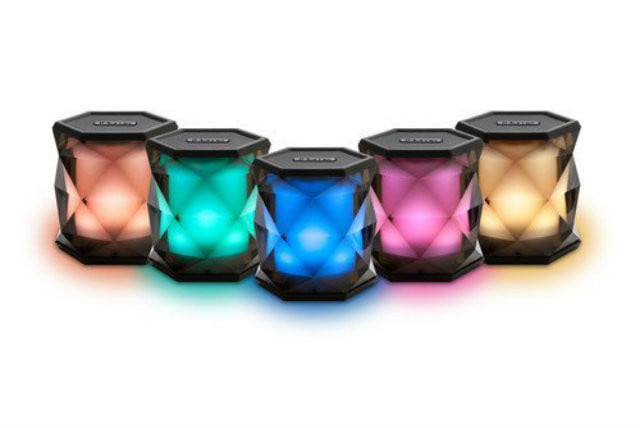 ihome color changing wireless bluetooth speaker deal ibt  wirless