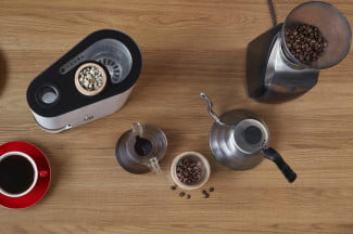IKAWA Home Roaster at home in the kitchen