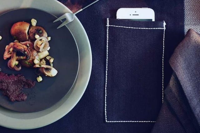 ikea logged out sittning placemat for phones news
