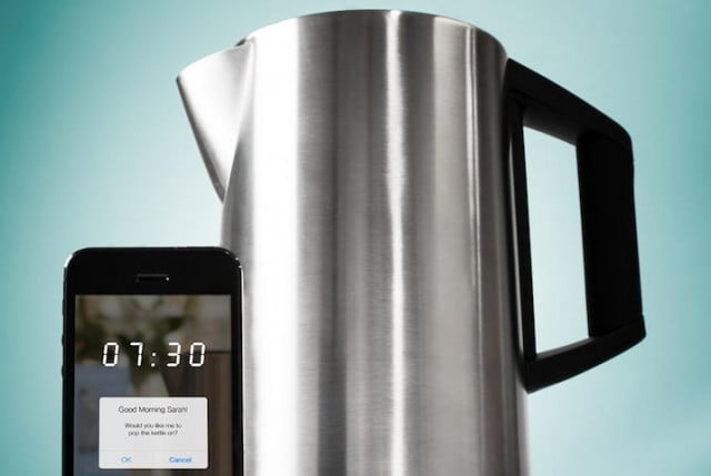 ikettle iphone wifi kettle front