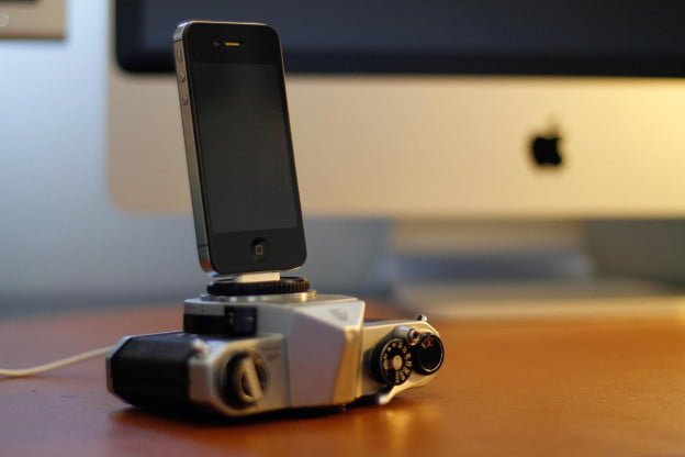 Etsy iPhone camera charger