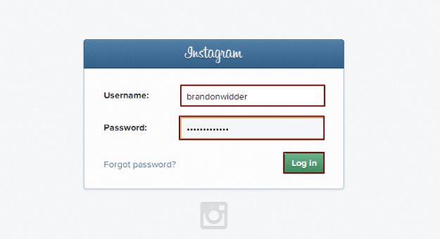 how to get a username on instagram that was deleted