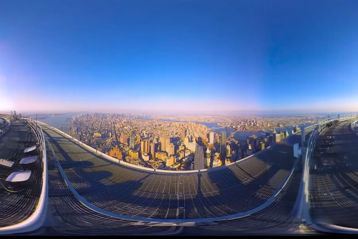 See All Of Nyc In Vr Photo From One World Trade Center