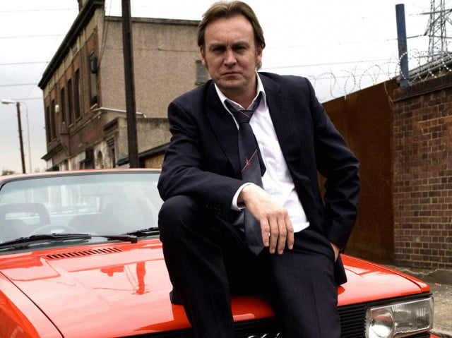 Philip Glenister Ashes to Ashes BBC