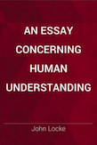 an essay concerning human understanding amazon