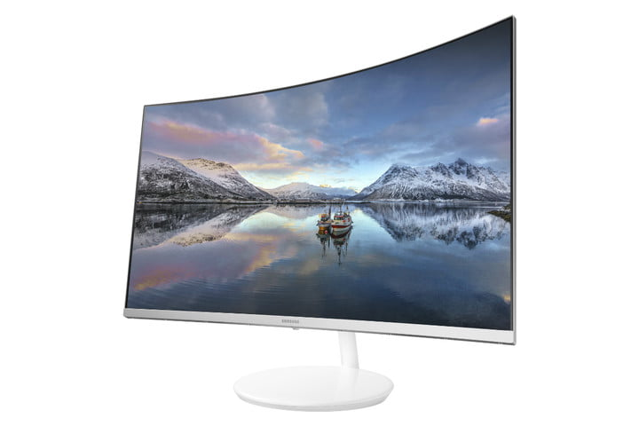 Samsung to Introduce Latest Quantum Dot Curved Monitor at CES 2017