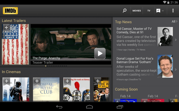 IMDb_Android_tablet_app_screenshot