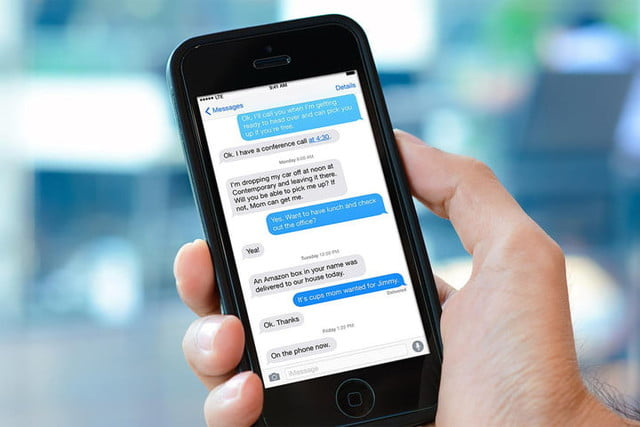 imessage encryption bug security