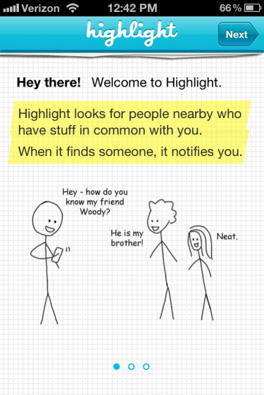 welcome to highlight
