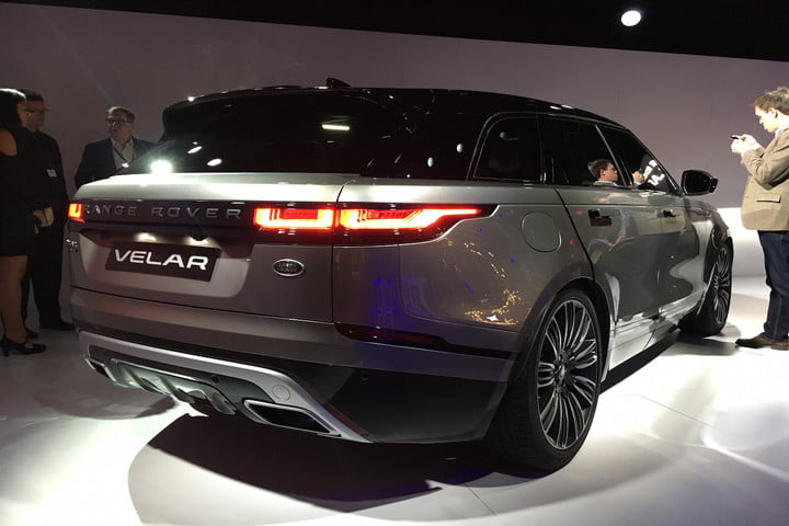 land rover range velar news pictures