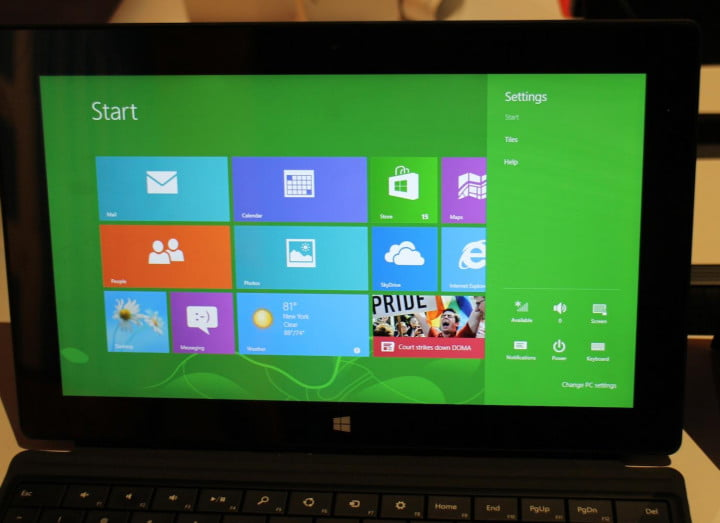 windows  preview review personalize