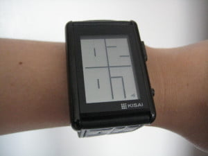 TokyoFlash Kisai Stencil Watch