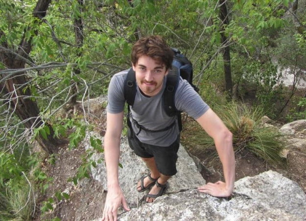 Ross William Ulbricht, the alleged kingpin behind the Silk Road