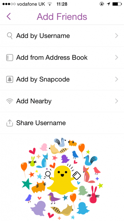 snapchat profile urls img