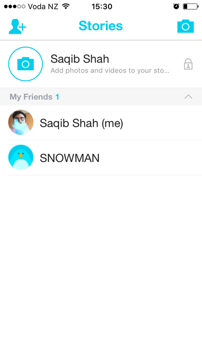 snapchat clone snow asia img
