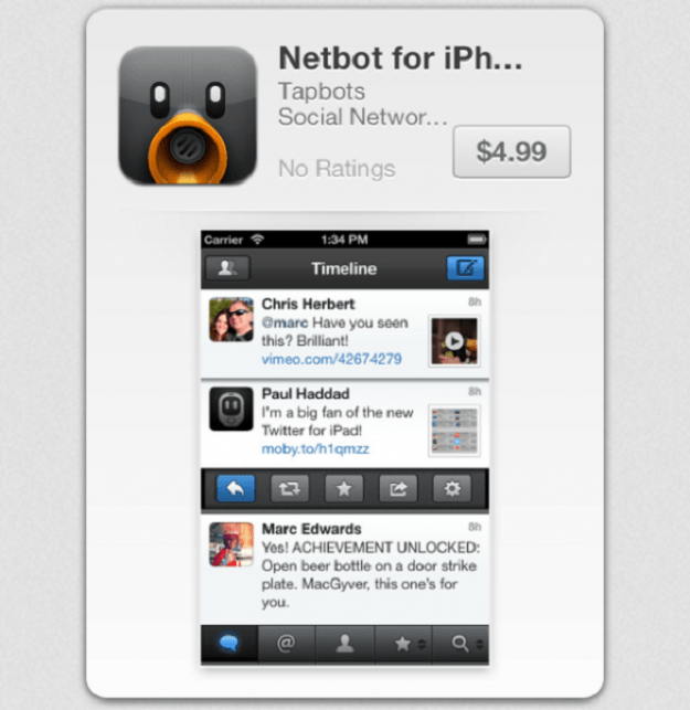 netbot from tweetbot