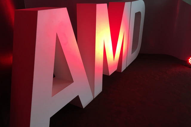 amds gdc  presser overstayed its welcome but showed convincing vr amd at
