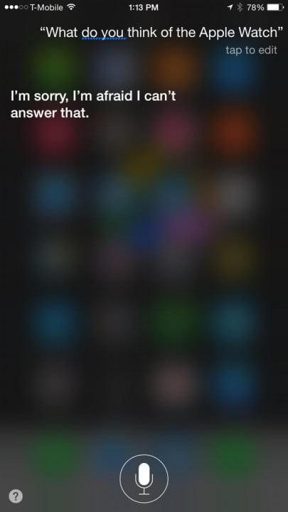 siri apple watch and aluminum comments img