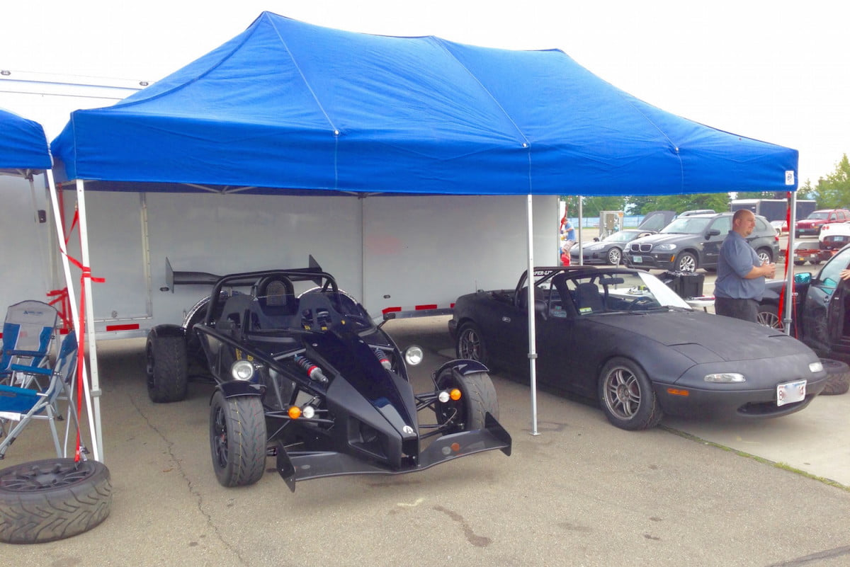 the epa is putting its foot down on modifications to street legal track vehicles ariel atom and miata