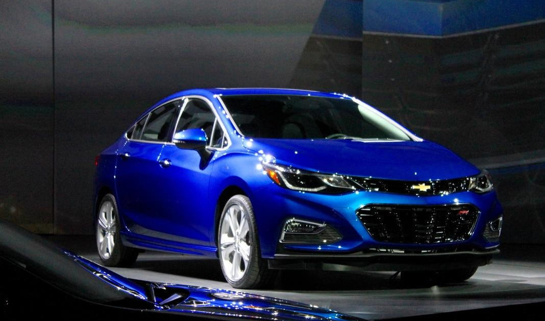 Excellent 2016 Chevrolet Cruze  Pictures Specs Performance