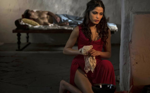 immortals-review-Freida-Pinto