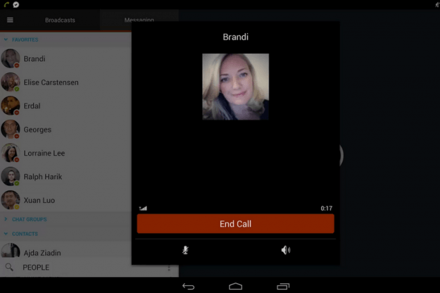 IMO.IM Android video chat
