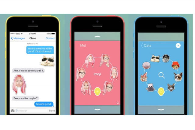turn your selfie into an emoji with the new iphone app imoji