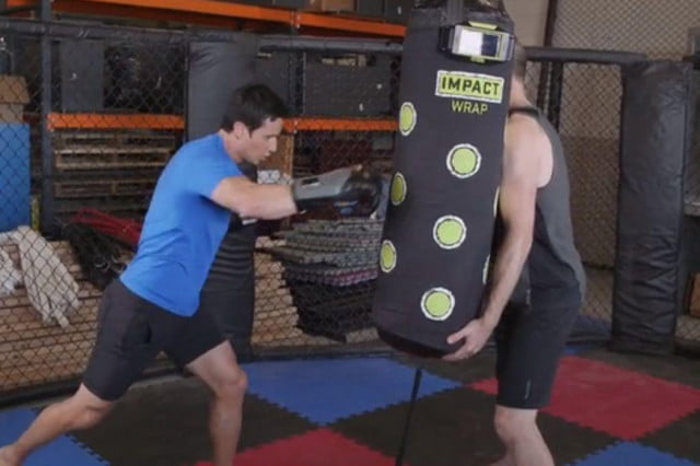 smart heavy bag impact wrap main