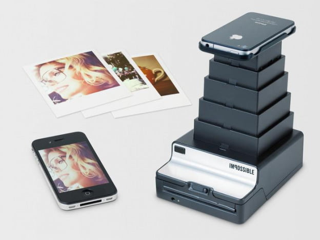 Impossible Instant Lab camera