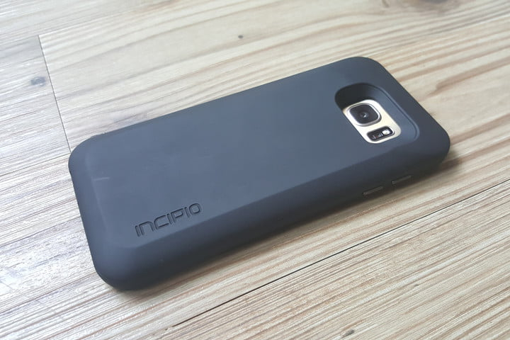 Incipio Offgrid Wireless Charging Battery Case for Samsung Galaxy S7 Edge