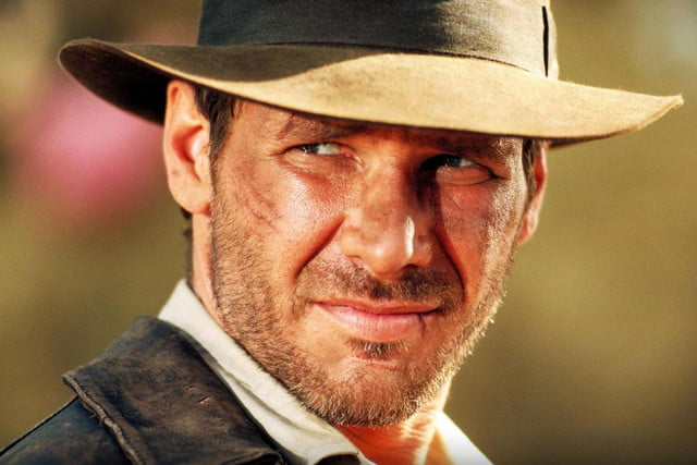 indiana jones  steven spielberg harrison ford and the temple of doom