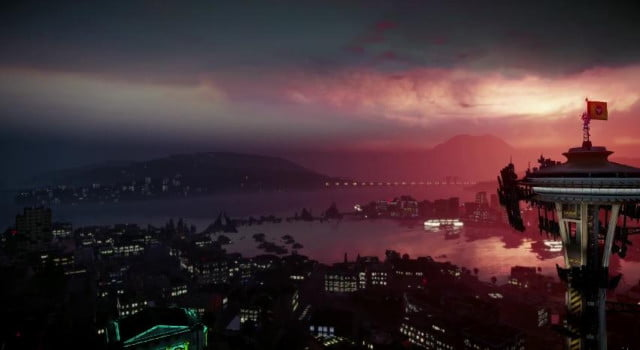 infamous second son devs discuss bringing game home seattle