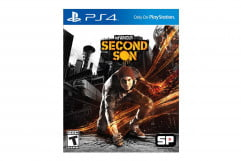 infamous second son review cover art
