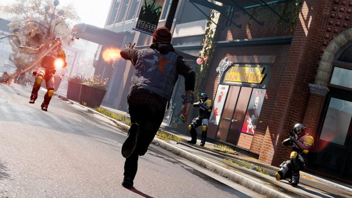 infamous interview second son delsin shooting