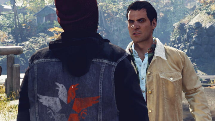 Infamous Second Son screenshot 13