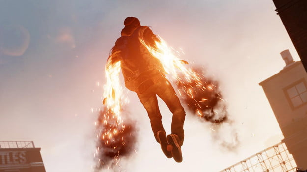 Infamous Second Son screenshot 17