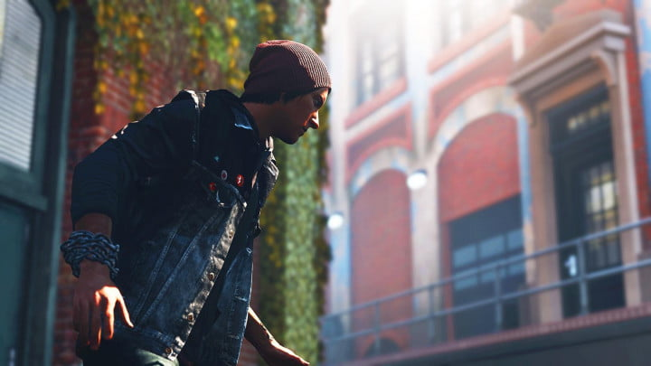 infamous second son review screenshot
